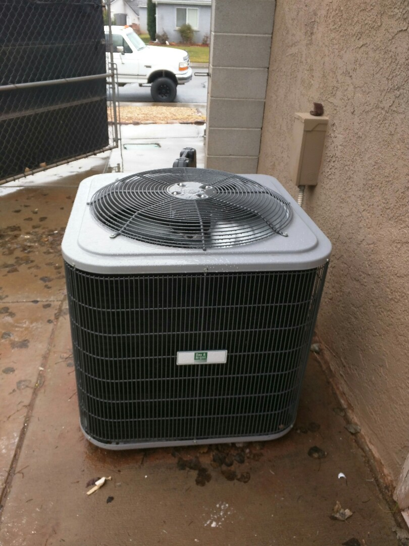 Install new Day and Night Heat Pump system.