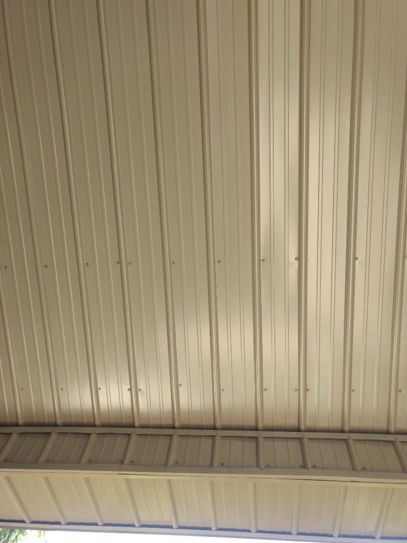 Jonesborough, TN - Enclosing metal building