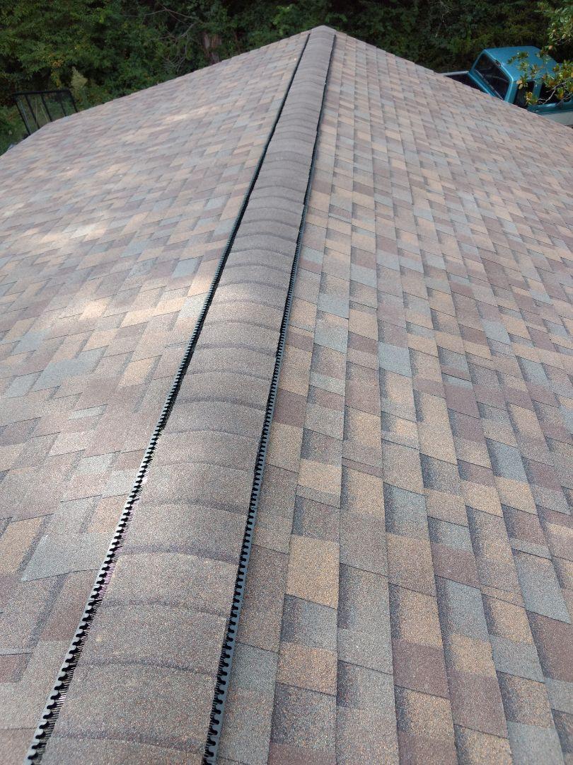 Greeneville, TN - Install a new OC shingle roof