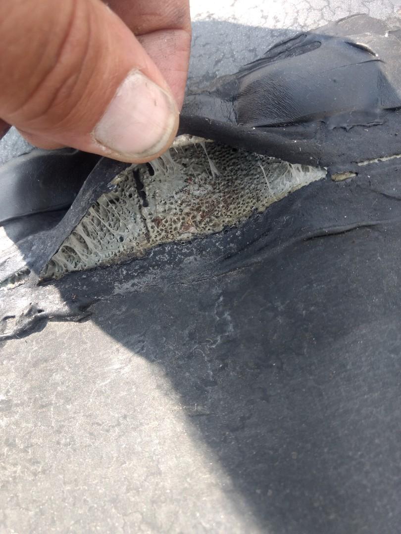 Johnson City, TN - EPDM repair