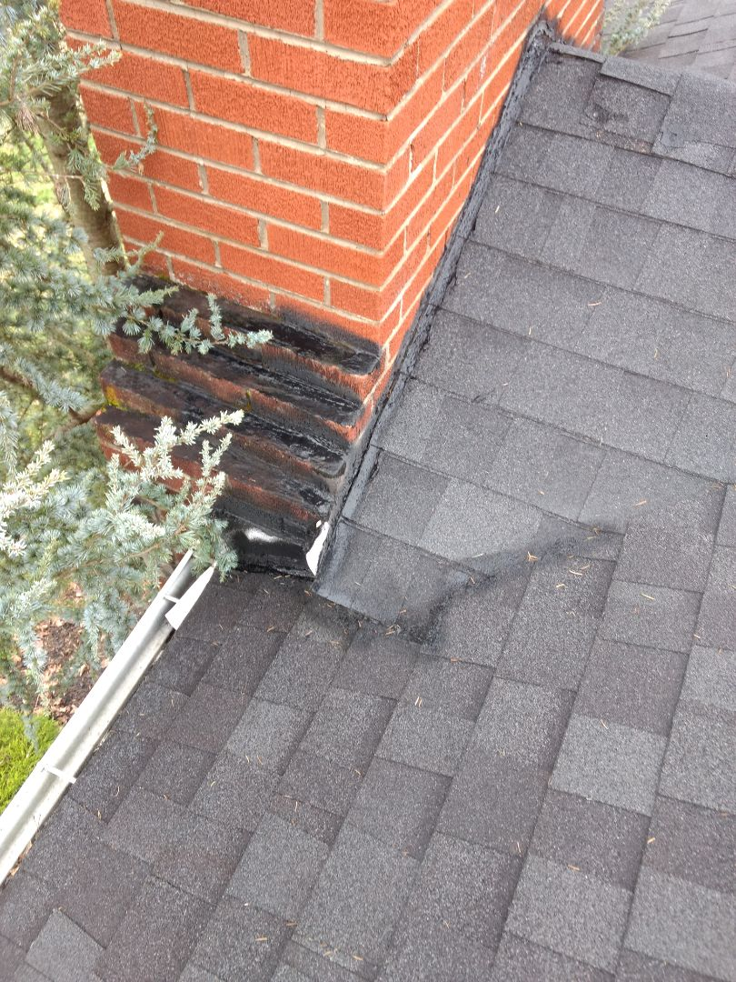 Kingsport, TN - Bidding chimney repair