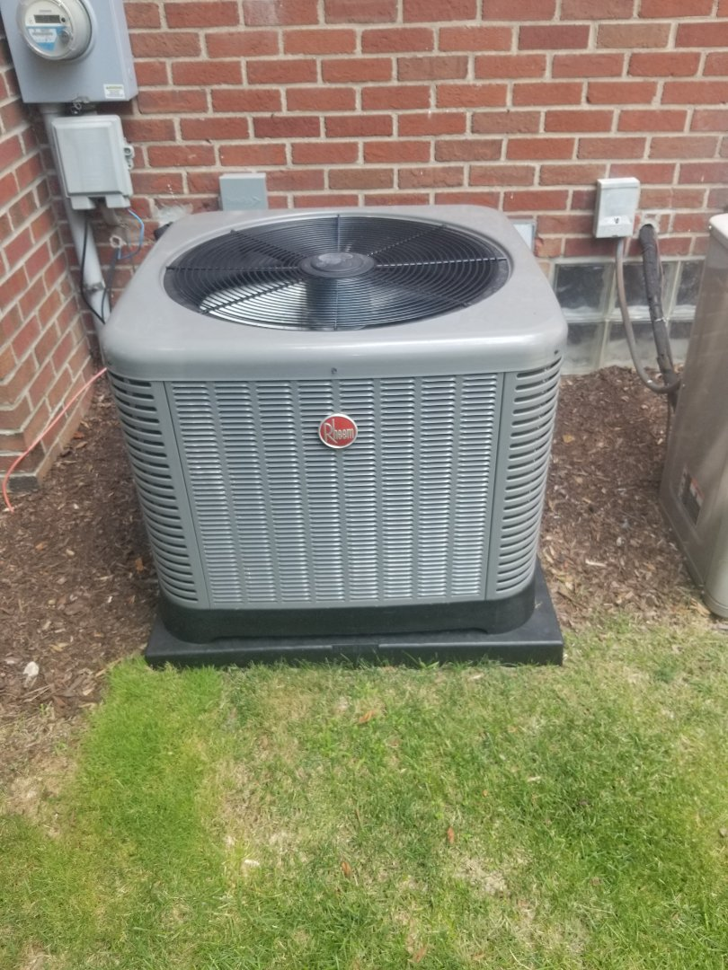 Birmingham, MI - New Rheem Air Conditioning