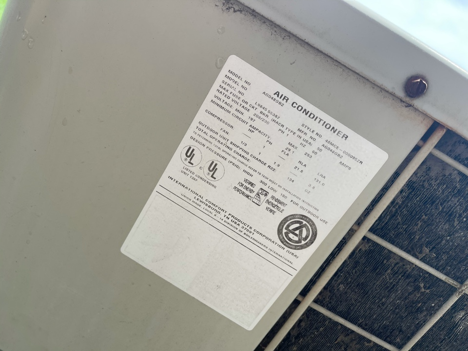 New Baltimore, MI - Ac/furnace not working