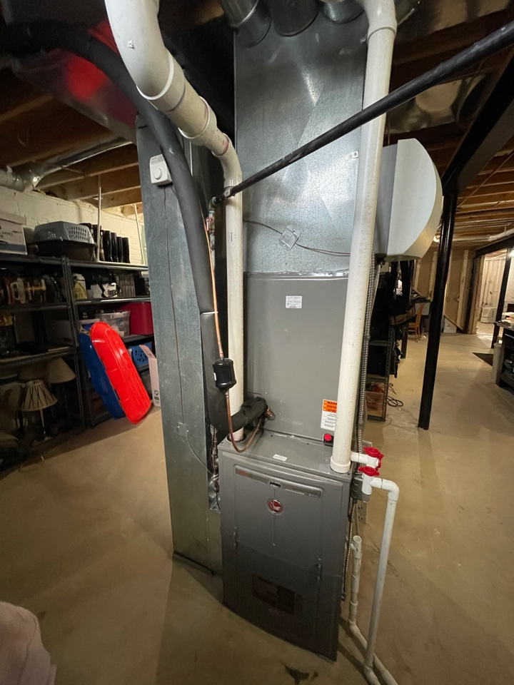 Rochester Hills, MI - New furnace and air