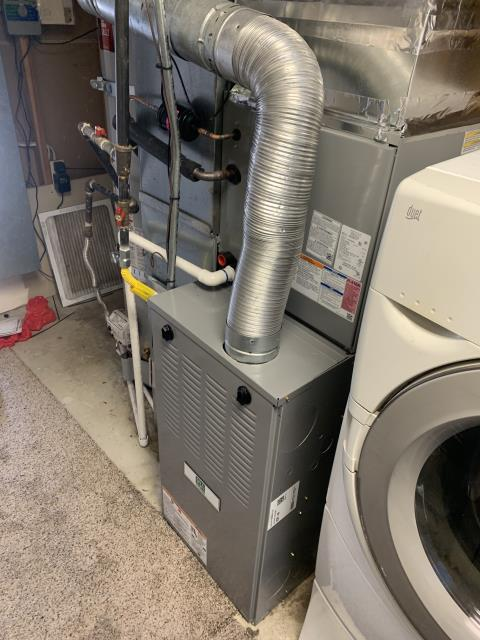 Provo, UT - Furance and Air conditioner install in Provo UT.