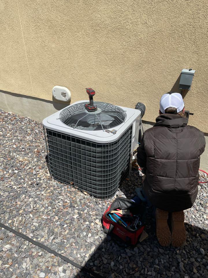 AC maintenance Payson Utah