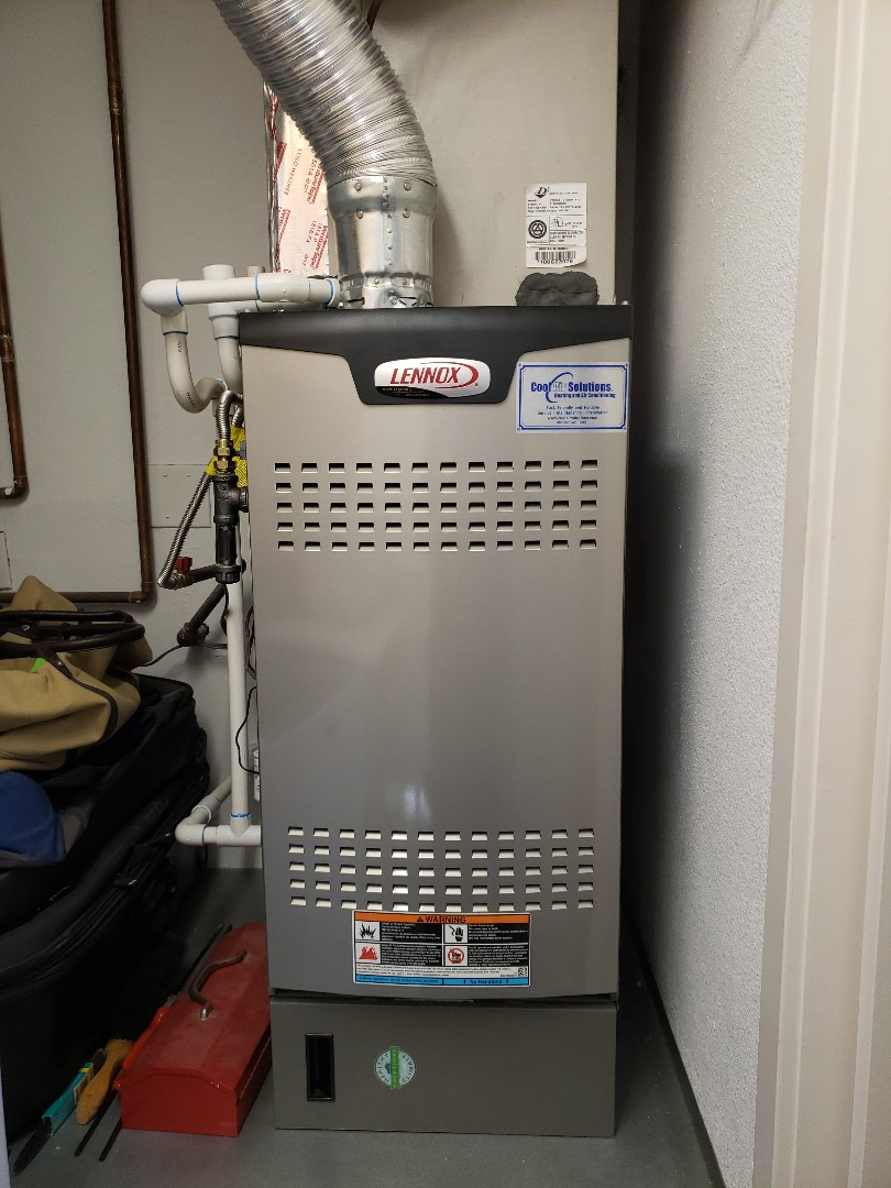 Lennox Ac and Furnace Maintenance in San Marcos, California
