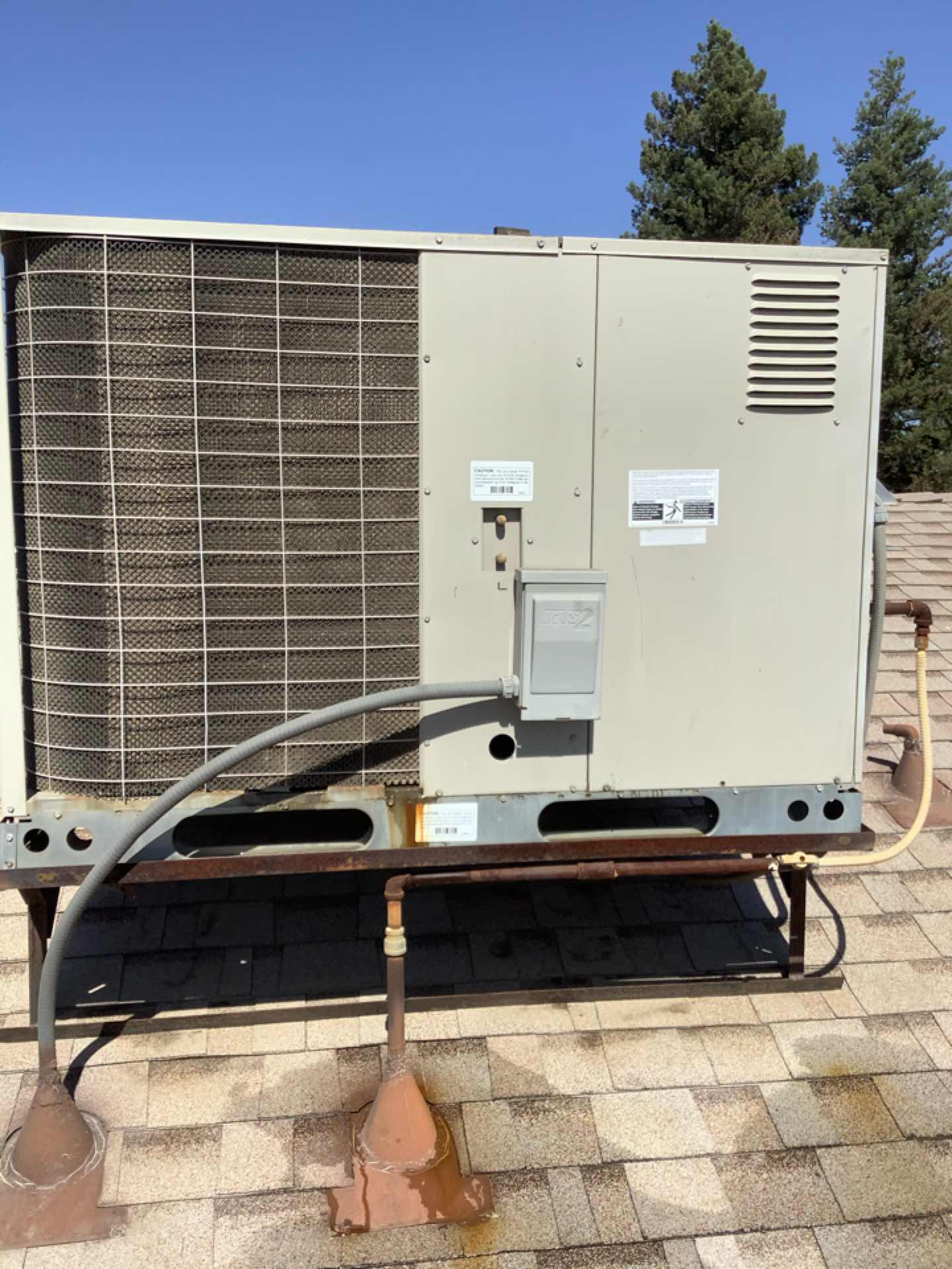 Tulare, CA - Preformed a heating maintenance service on a Tempstar package unit. This past summer had awful air quality due to fires. The Tempstar unit had a layer of ash inside and I was able to clean out burners and get the electrical wires and Circuit board cleaned. It is important to get your A/C serviced and ready for winter to insure it is working properly and no carbon monoxide is leaking into the conditioned space.