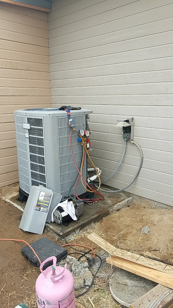 Yakima, WA - Heat Pump