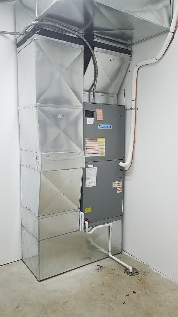 Yakima, WA - Heat Pump installation