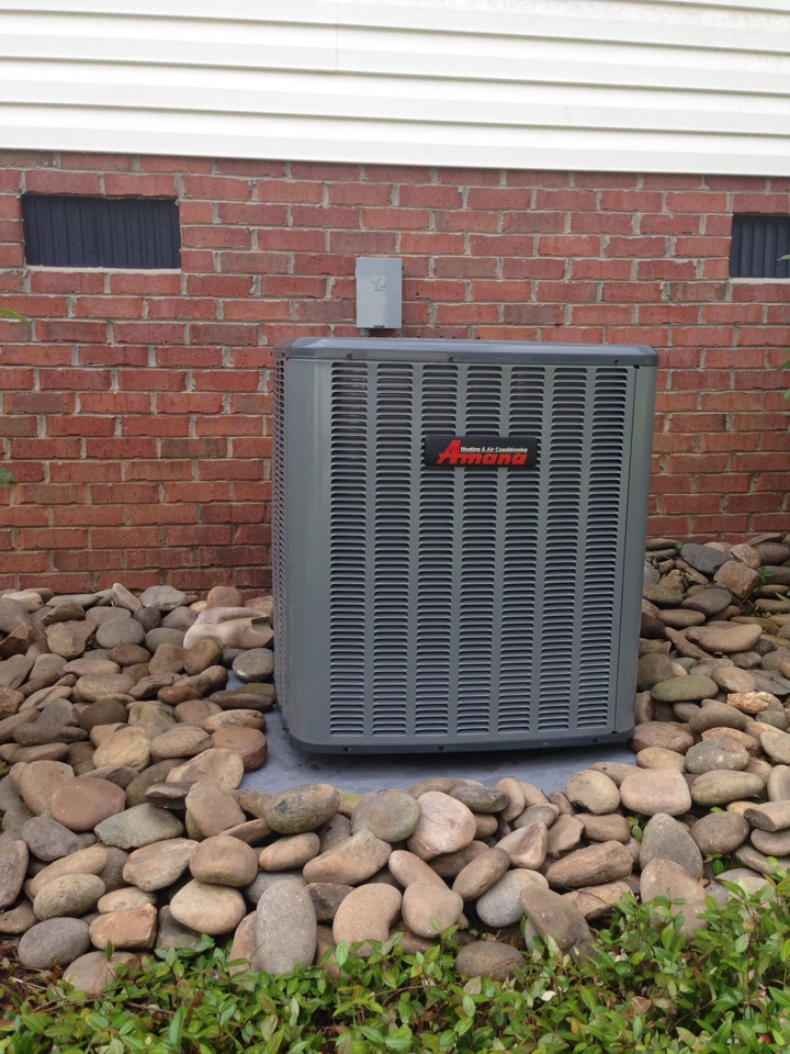 North Augusta, SC - Energy efficient air conditioner and gas furnace installation