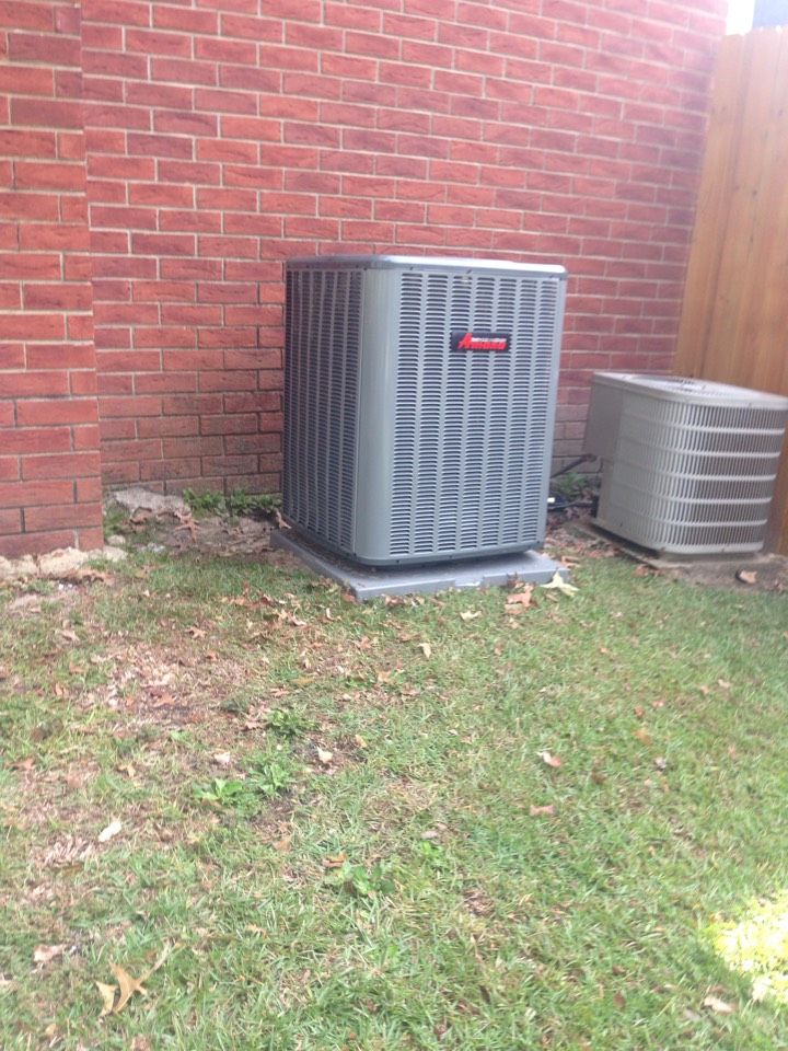 Aiken, SC - 16 seer heat pump installation