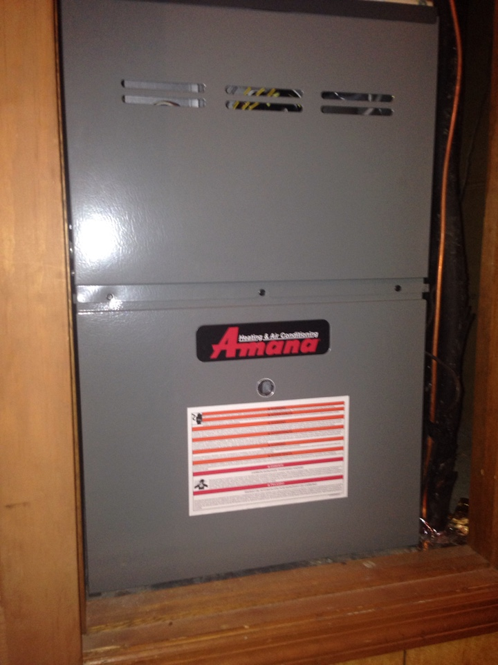 North Augusta, SC - Variable speed furnace installation