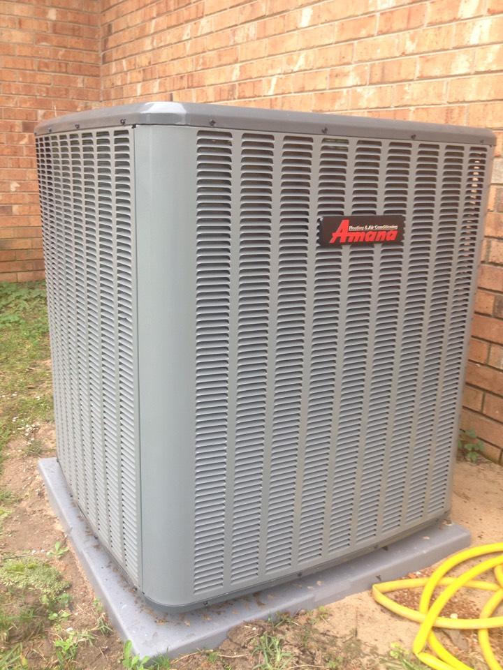 North Augusta, SC - 16 sear energy efficient air conditioner installation