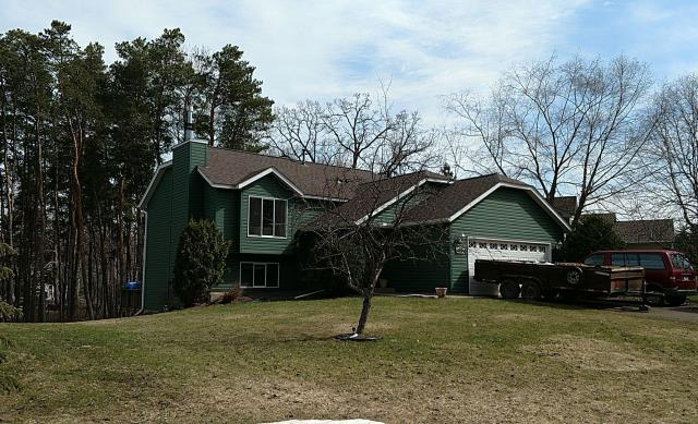 Oakdale, MN - Owens Corning Duration, Teak Colored Shingles, roofing in spring 2018