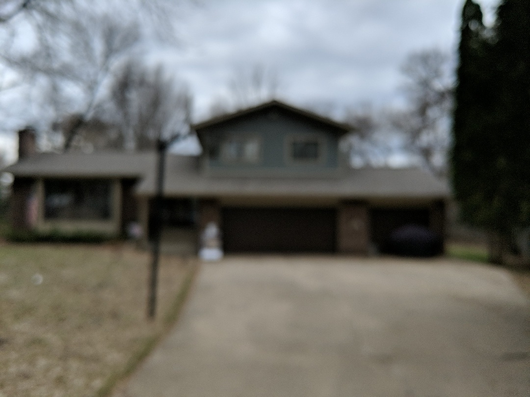 New Richmond, WI - Install lp smart siding and trim.  Installer gutters, down spouts and screens.  Installed asphalt and rubberised certainteed Northgate shingles, weathered wood