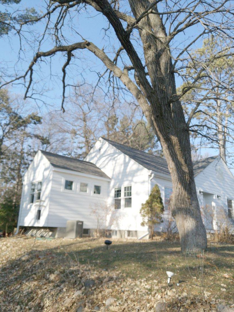 River Falls, WI - Repairing soffit vents squirrel damage at residence