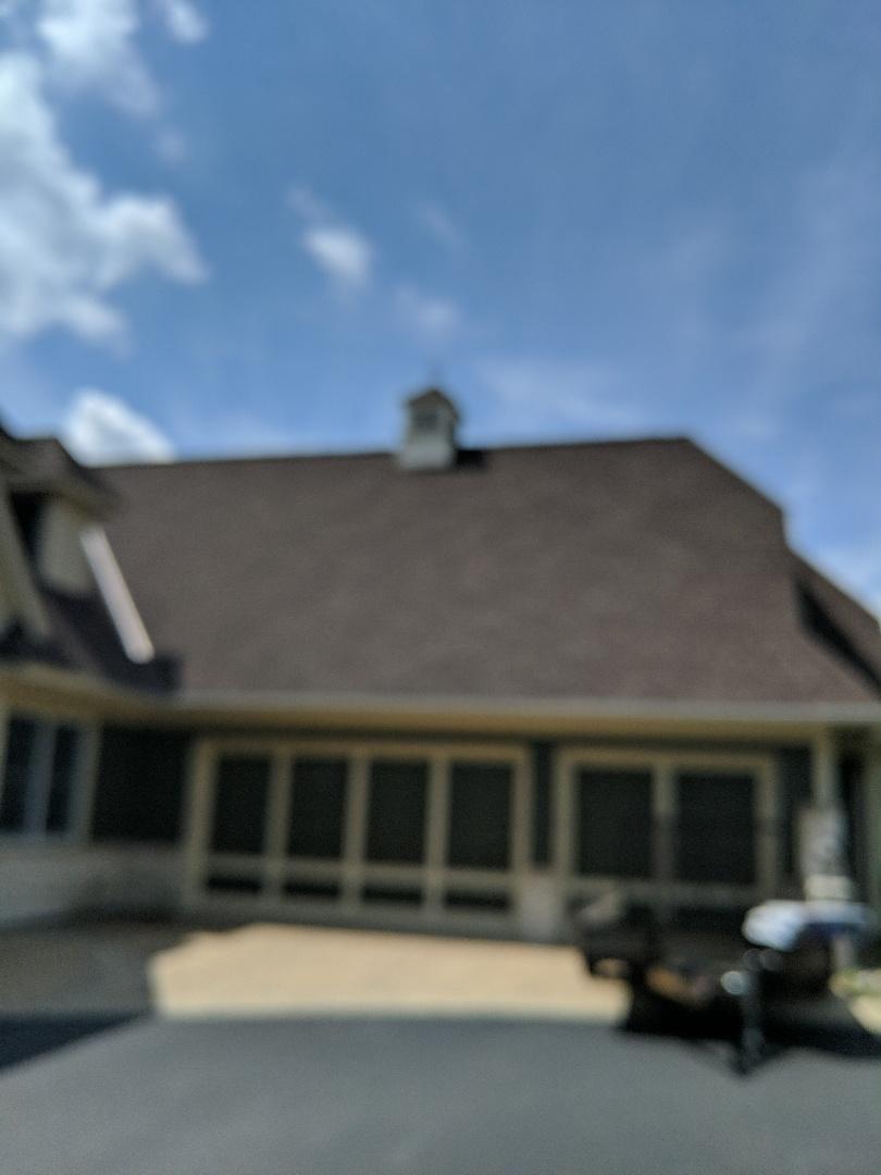 Hudson, WI - Roof repair using GAF barkwood timberline HD shingles