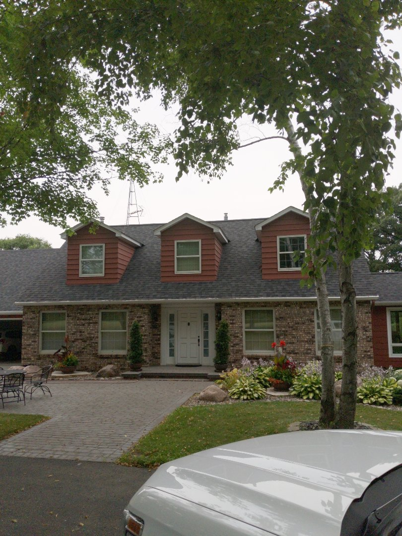 River Falls, WI - Giving estimate for replacing warrantied Northgate shingles from certainteed