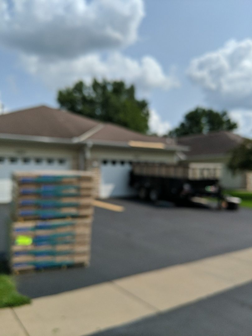Hudson, WI - Starting another building out of HOA installing CertainTeed landmark asphalt shingles they're laminated color burnt sienna