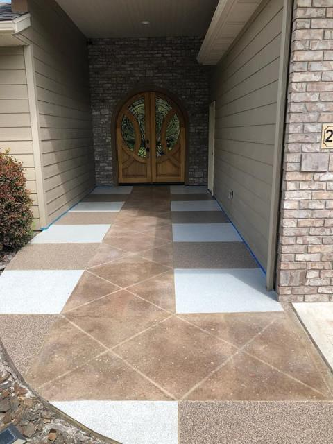 Deadwood, SD - Undeceive on how you want to boost the appearance of your property? Driveways and side-walks are the key! Transform your homes exterior look today with any of our systems!