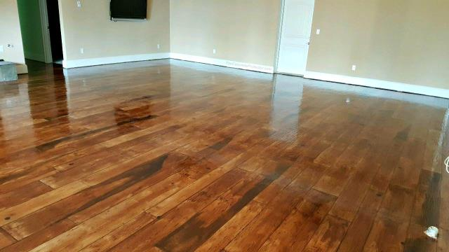 Ketchikan, AK - Looking for a floor perfect for your indoor and outdoor concrete areas? Rustic Wood is the perfect system for any floor in any location!!
