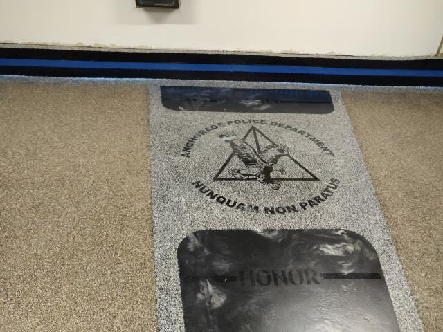 Sturgis, SD - Uniquely modify your floors with a personal embedded logo! Perfect for any floor; industrial, commercial, government, residential, and more!