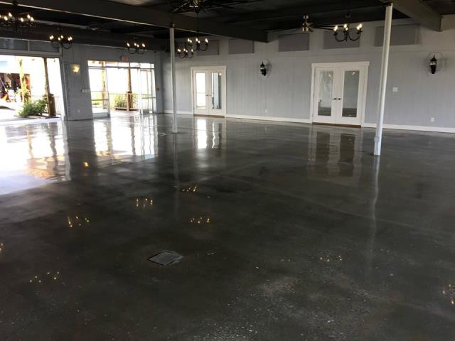 Bozeman, MT - Looking for a floor that will save you money? Requires low maintenance, but still provides durability and strength? Polished Concrete is great for any high foot traffic floor such as facilities and warehouses!!