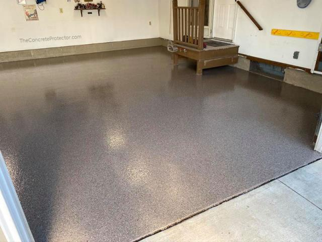 Wasilla, AK - If your concrete floor needs a repair or remodel, I highly suggest TNT Specialty Coatings! They can transform floors like no other!! We had them repair our garage floor, and they went above and beyond for the job! The result was a beautiful GRANIFLEX flake floor! If you don't like this system, they provide a variety of others to choose from!  I promise you won't regret their work! I highly recommend at least giving them a call to see what they can do for you! Don't just take my word, experience the quality of their services for yourself!! 5/5 stars!!!!!!