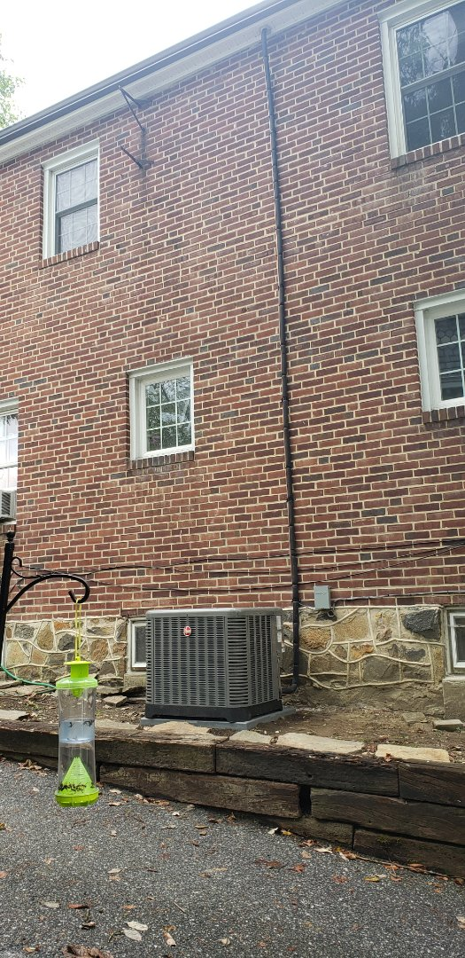 Baltimore, MD - high efficiency 16 seer air conditioning system