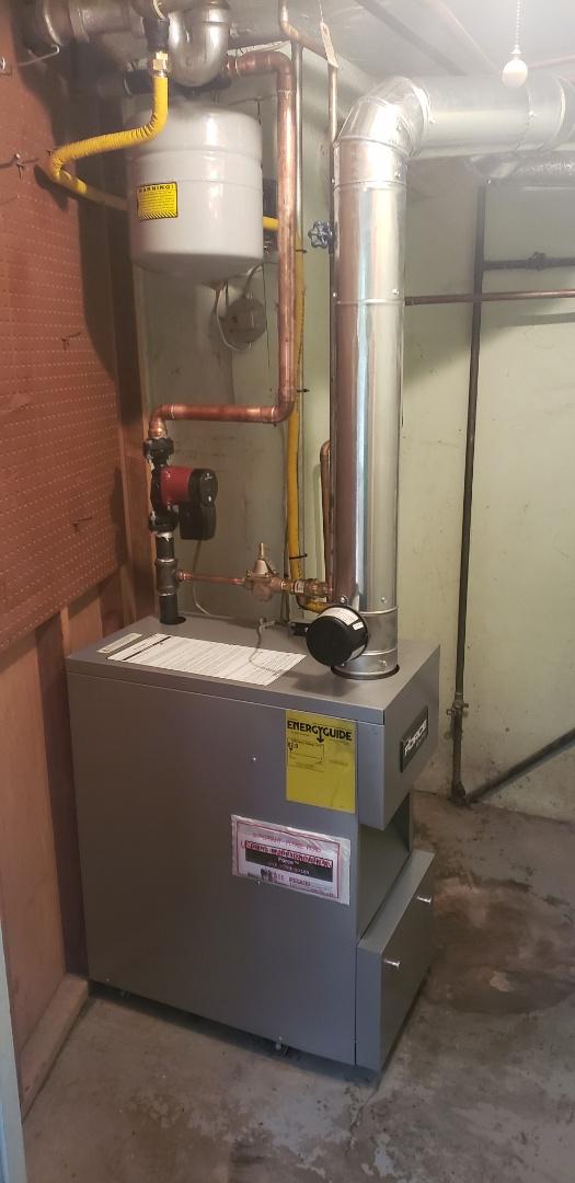 Catonsville, MD - boiler