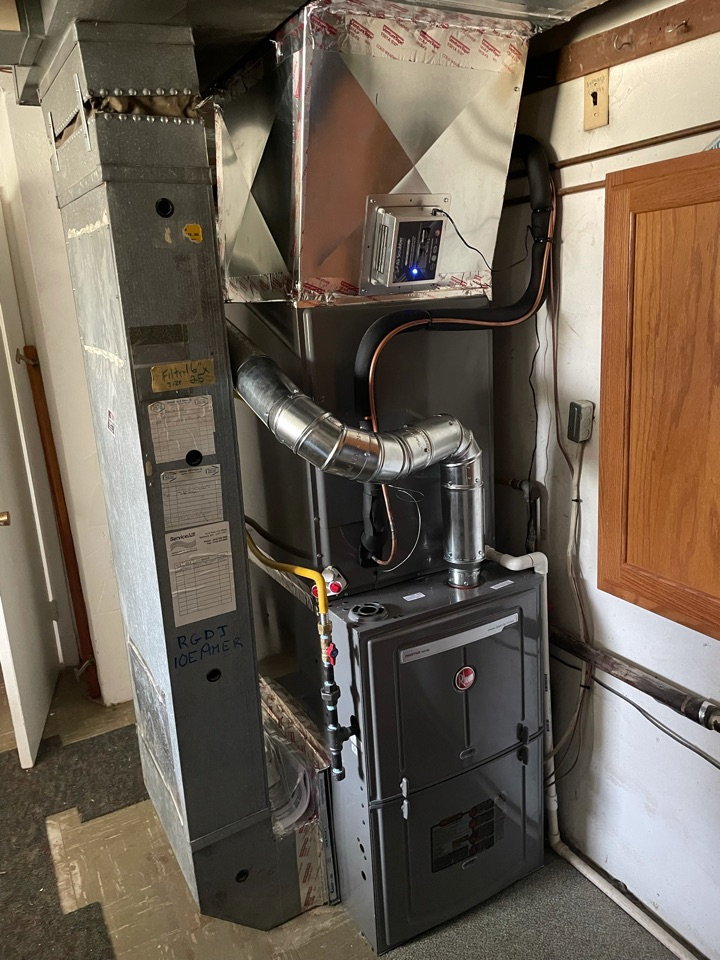 Cockeysville, MD - 80 plus 75,000 but furnace with 3 ton 16 seer AC