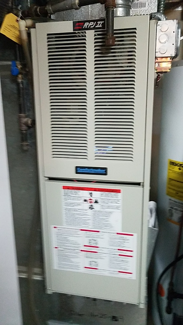 Apple Valley, MN - Install a ignition flame rod assembly on a Comfortmaker furnace