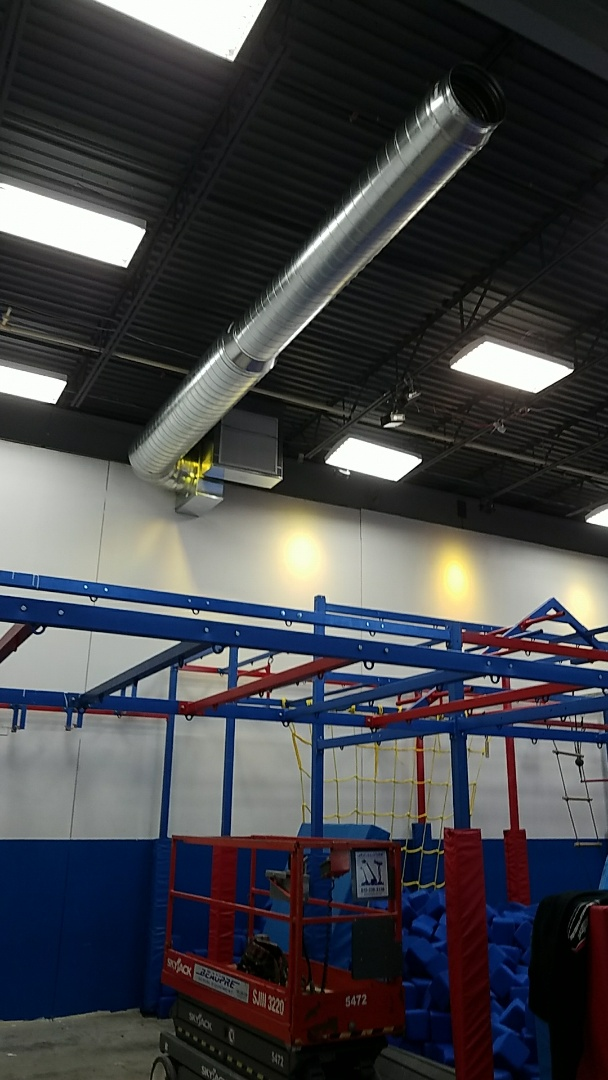 Burnsville, MN - install duct and registers on a carrier system