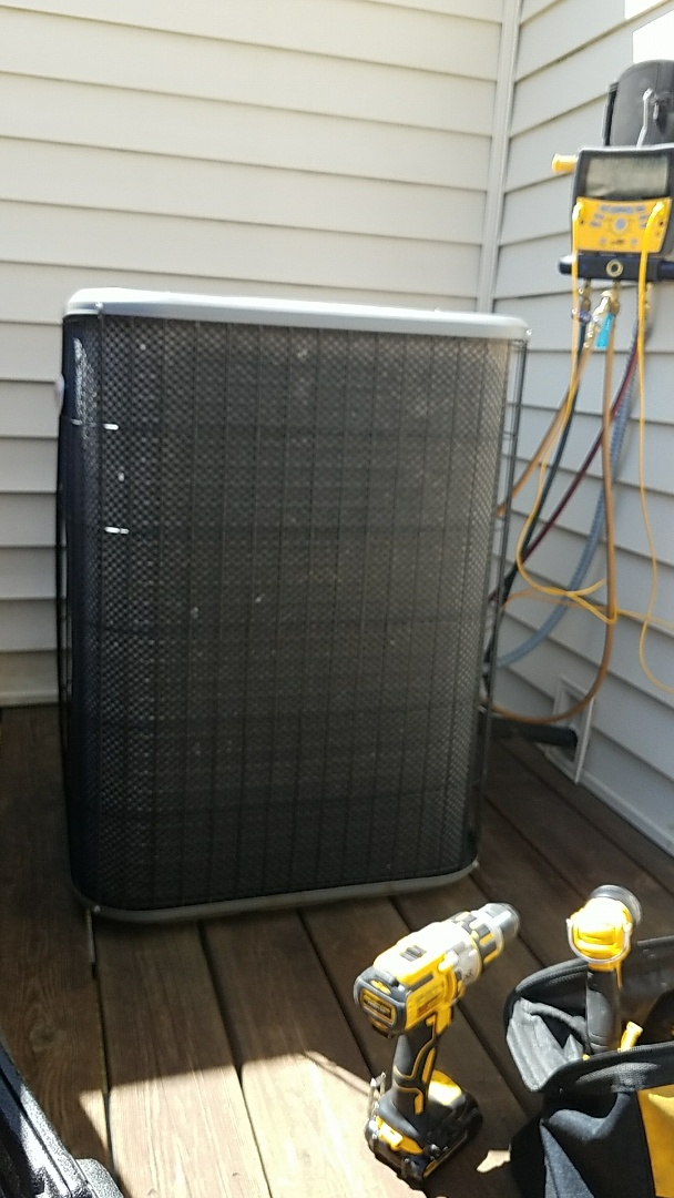 Rosemount, MN - No cooling on a Lennox Air Conditioner