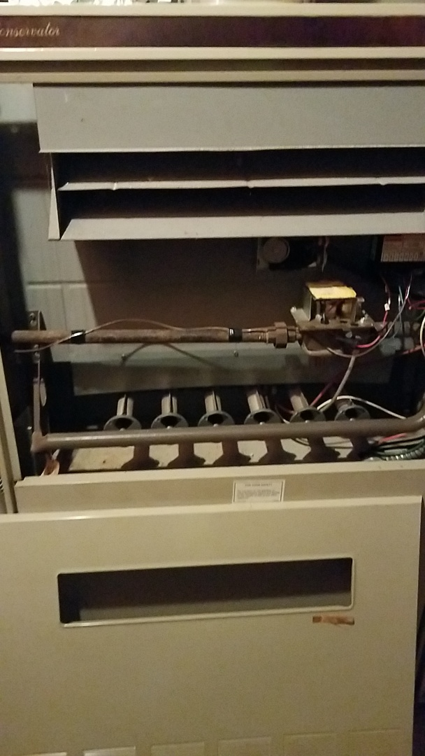 Minneapolis, MN - No heat. Performed a repair on a Lennox furnace