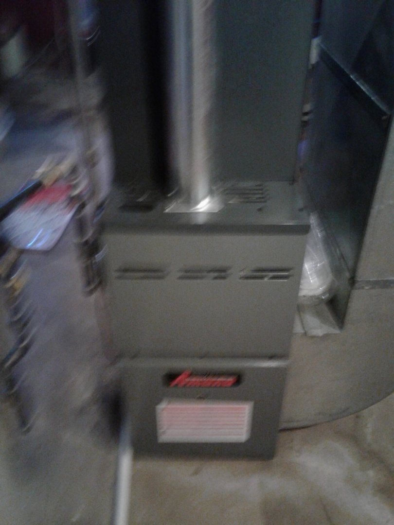 Aurora, IL - Complete furnace maintenance. All components are operating properly at this time.