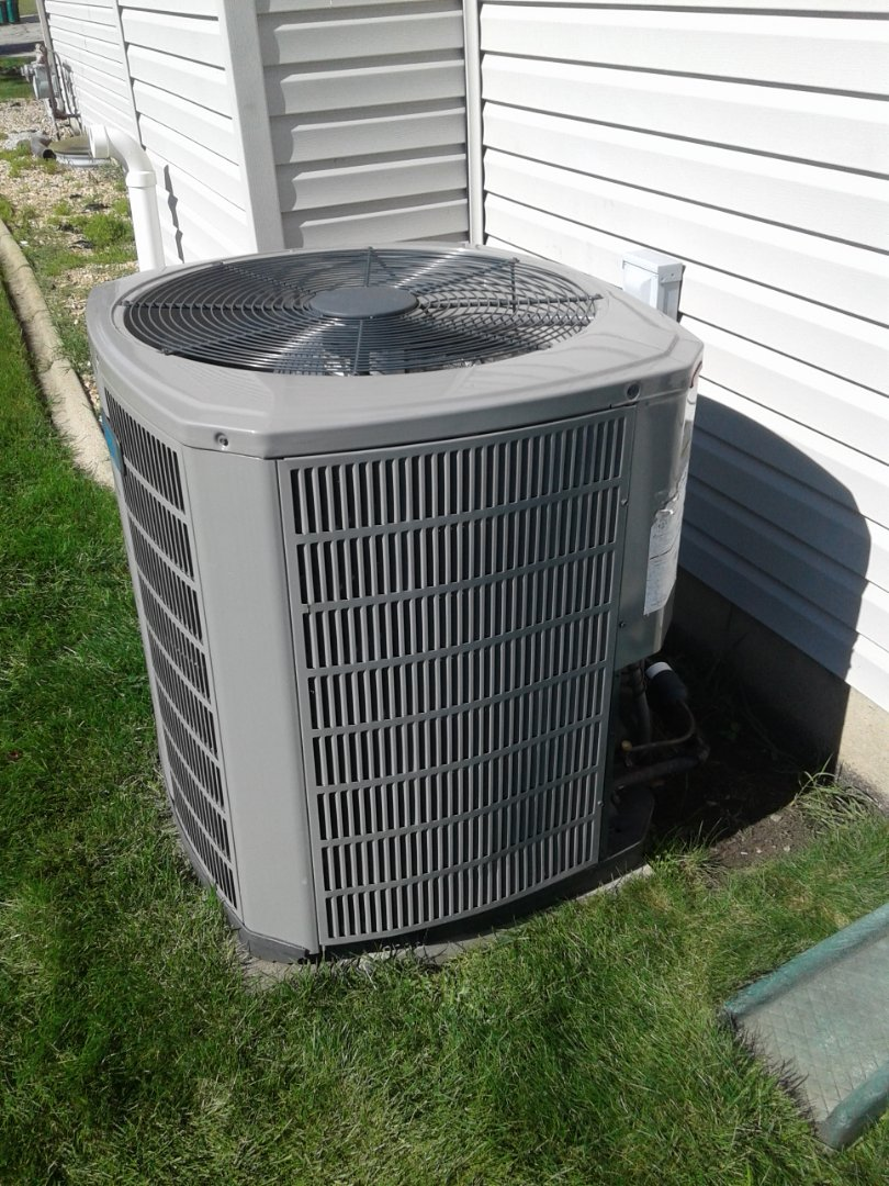 Plainfield, IL - Complete furnace maintenance and a.c. diagnostic. Both are working properly at this time upon departure.
