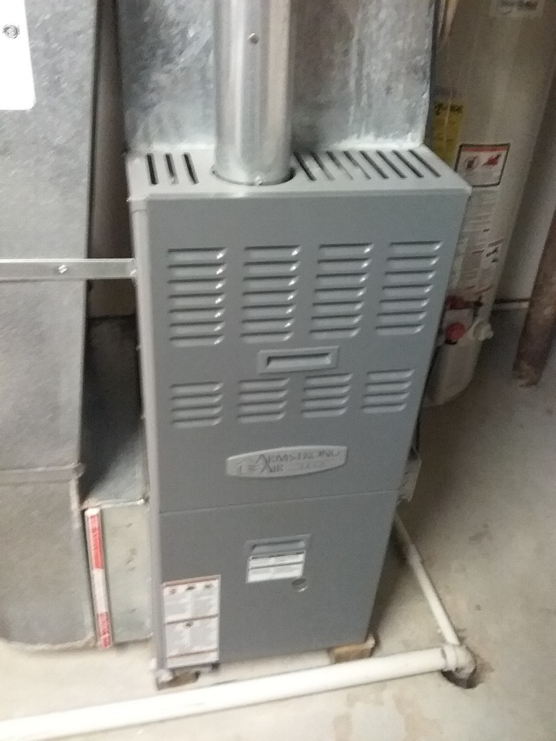 Plainfield, IL - Maintenance on a Armstrong furnace