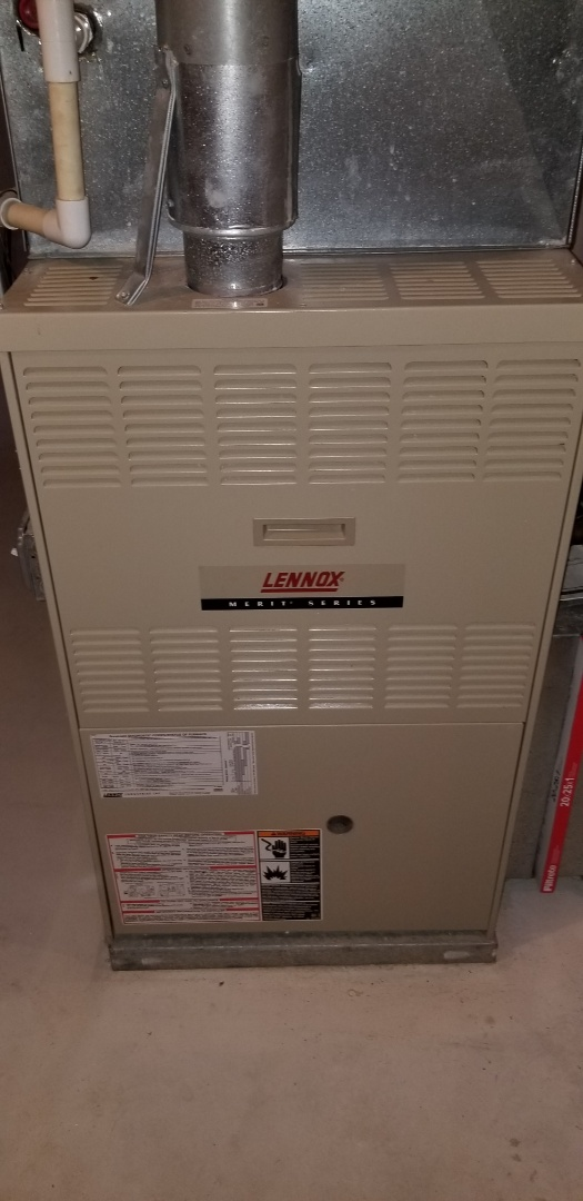 Complete furnace diagnostic. Replaced ignitor; all is operating properly at this time.
