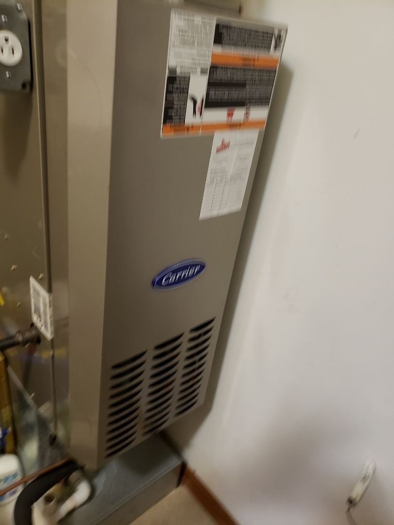Complete furnace maintenance