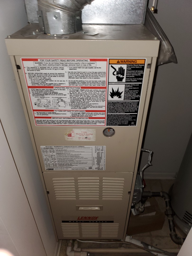 Plainfield, IL - Complete furnace maintenance. Replaced run cap, recommended ignitor. All is okay at this time.