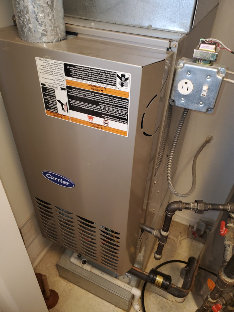 Crest Hill, IL - Complete furnace diagnostic. Overheating issue; all is working properly now.
