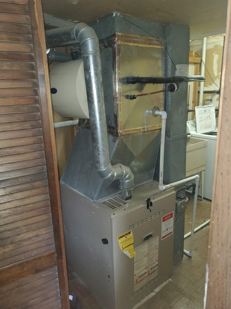 Lombard, IL - Complete furnace diagnostic.