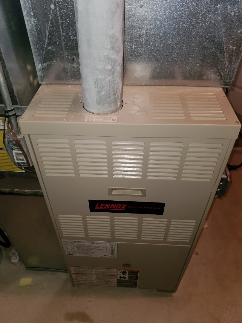 Naperville, IL - Complete furnace diagnostic. All is working properly.