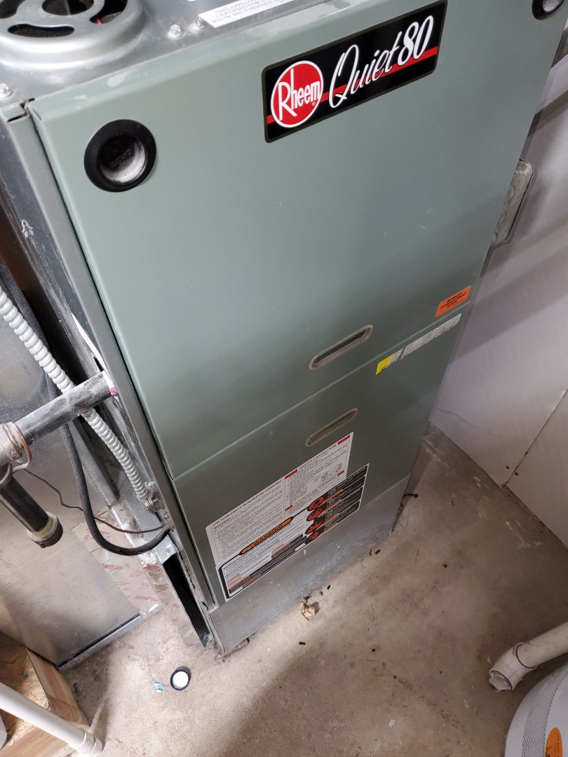Westmont, IL - Complete furnace maintenance. All is working properly at this time.