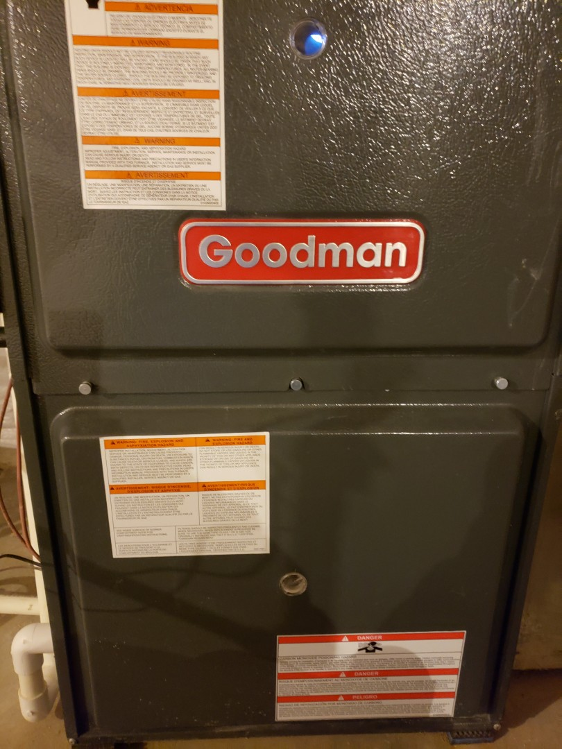 Plainfield, IL - Complete furnace maintenance. Furnace is operating properly.