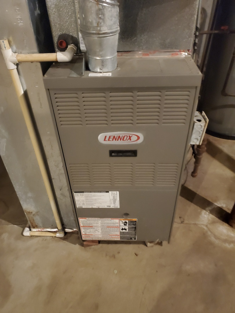 Bolingbrook, IL - Complete furnace inducer motor replacement. All is operating properly at this time.
