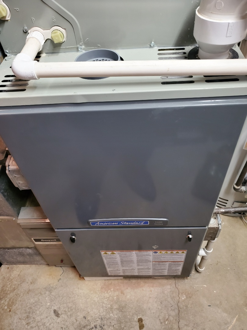 Complete furnace blower module replacement. All is now working properly.