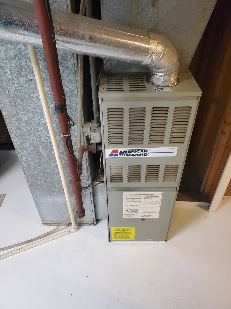 Complete furnace maintenance. All components are passing at this time.